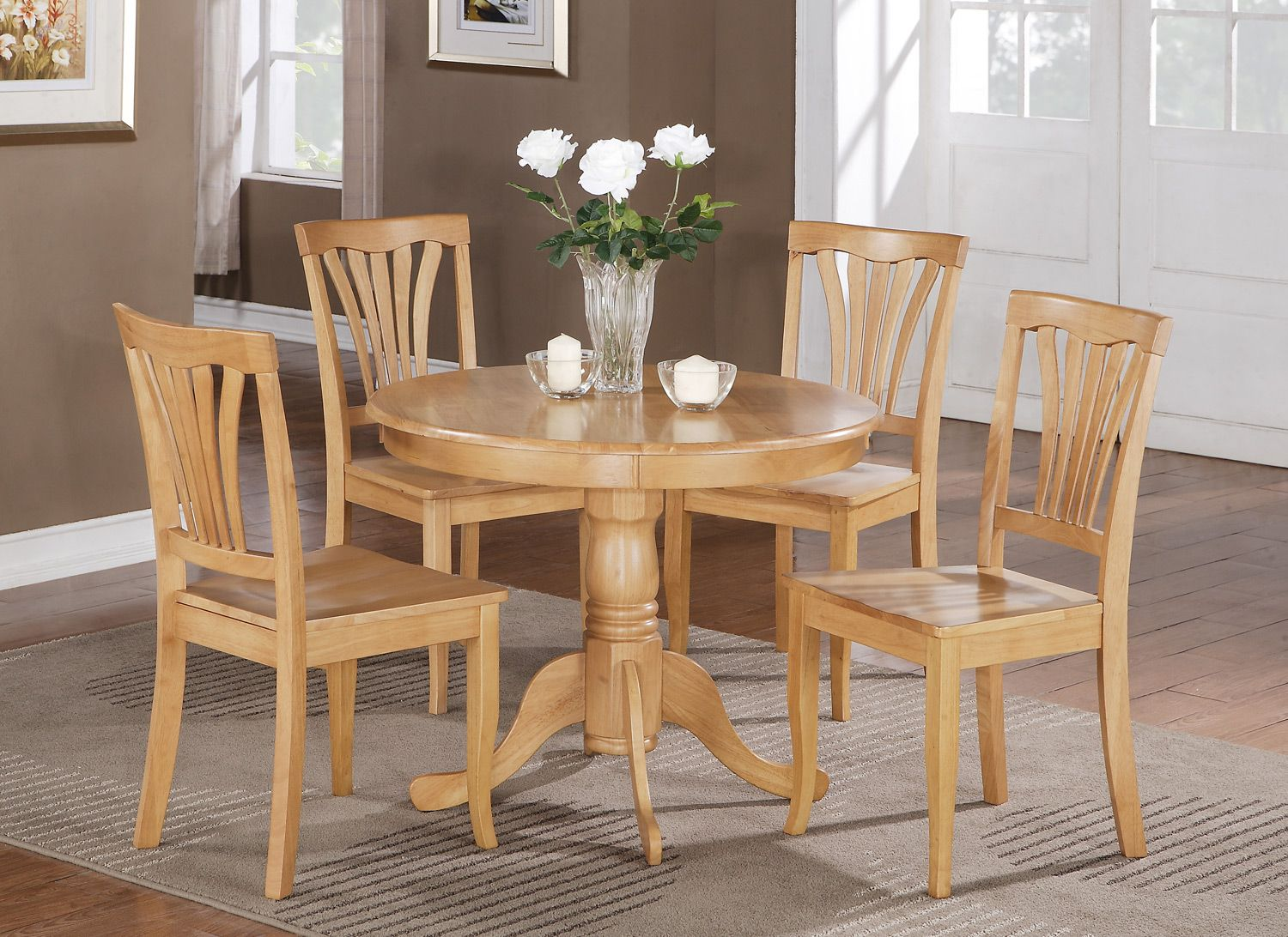 dining tables on amazon amazon kitchen chairs Dining tables on amazon 3 Pc Round Bristol Table Dinette Kitchen Table And 2 Chairs