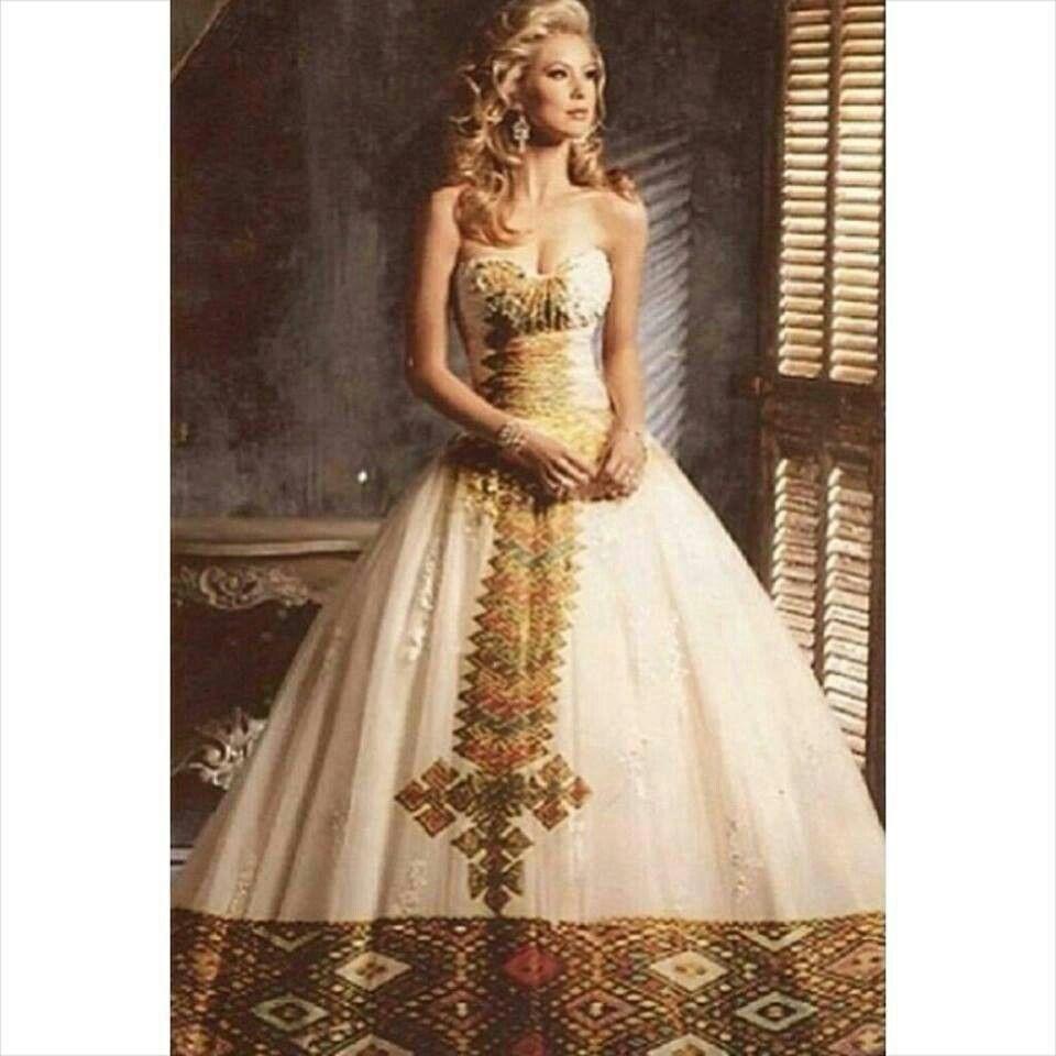 ethiopian wedding dress Ethiopian wedding dress