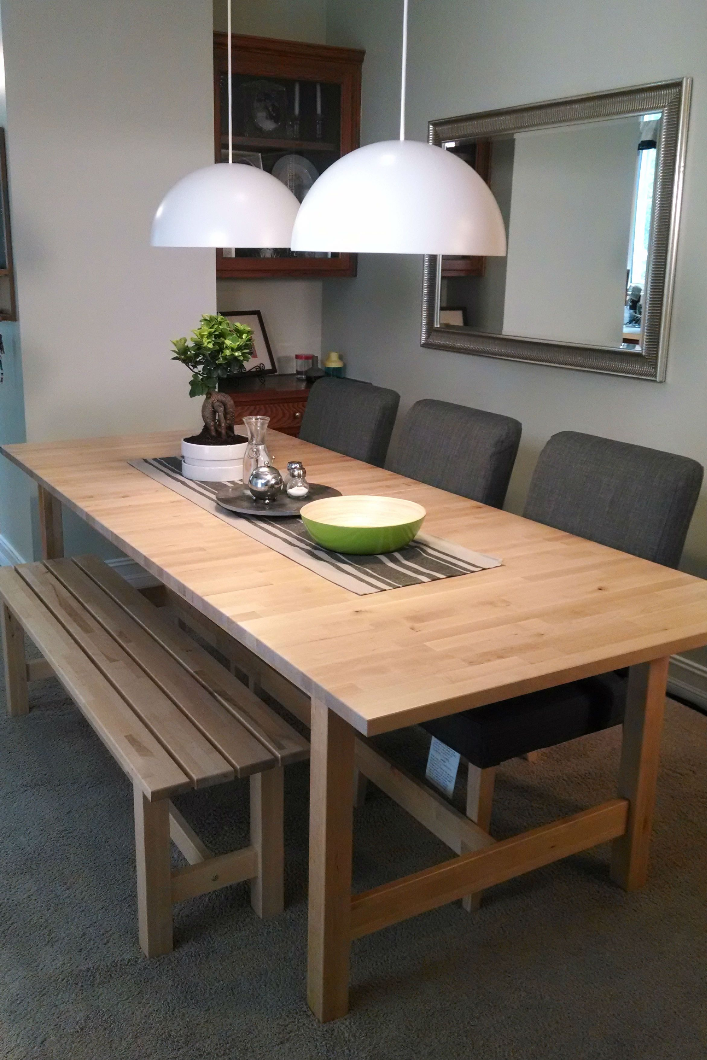 kitchen table bench IKEA Glass clear glass Dining Table Bench
