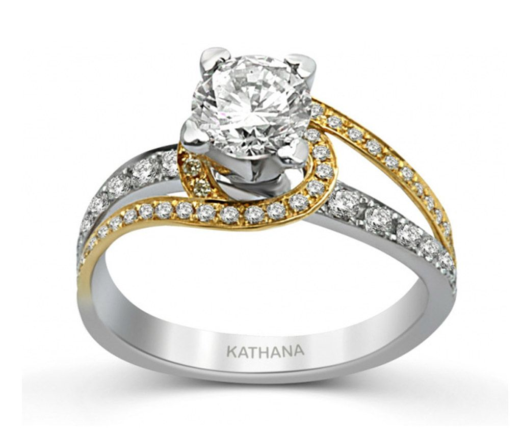 womens diamond wedding rings diamond engagement rings vintage two tone