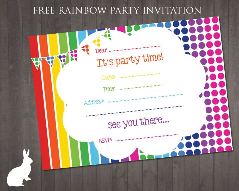 Personalised Party Invitations Online Uk | Invitationswedd.org