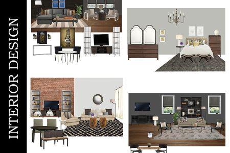 interior design portfolio google search | portfolio