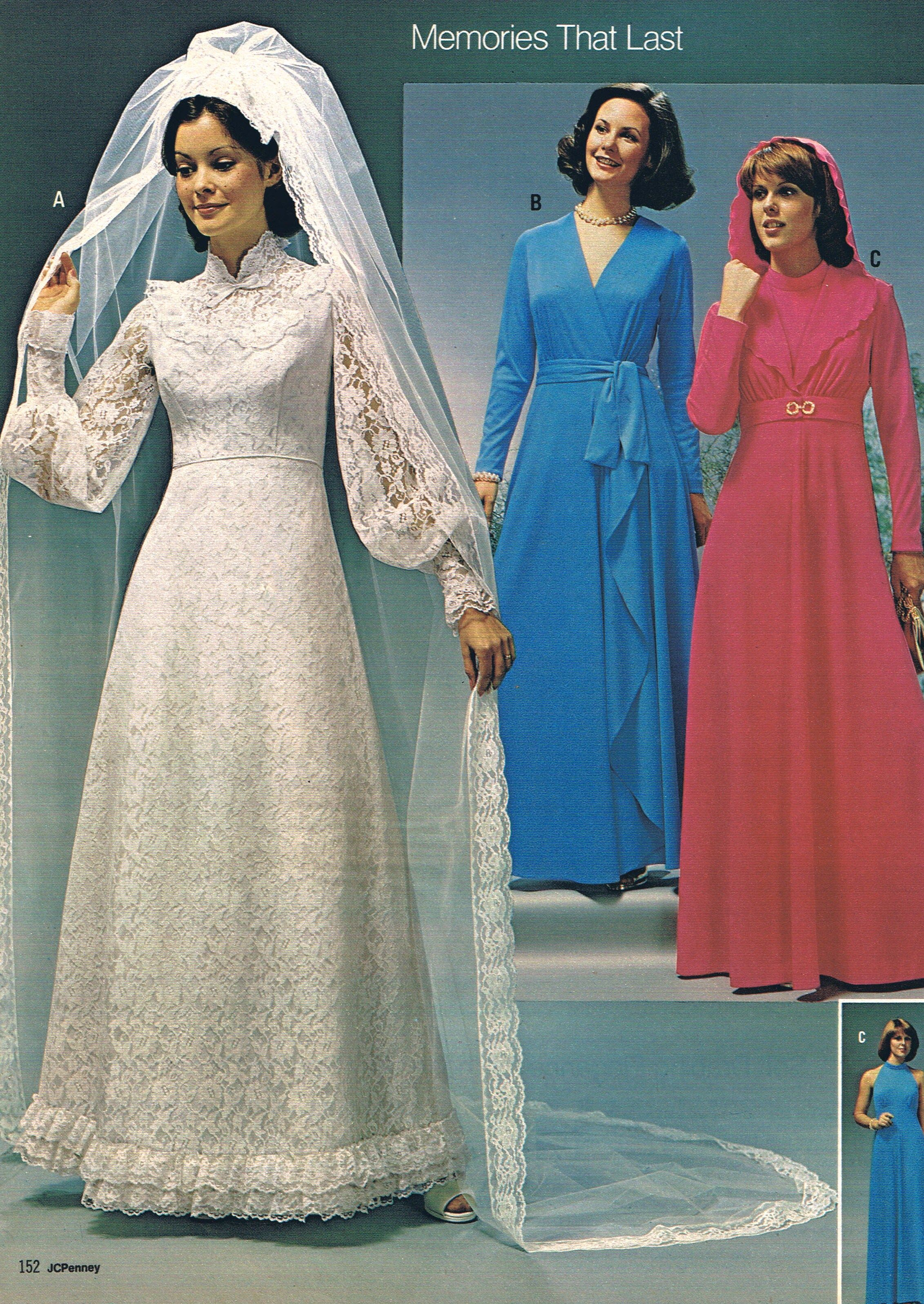 jcpenney wedding dresses Wedding by JC Penney OMG the dreaded s wedding gowns