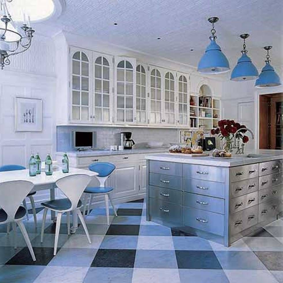 hanging lights for kitchen Shades Of Blue Pendant Lights For Kitchen Pendantlight Lighting http