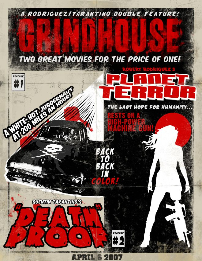 Poster do filme Grindhouse