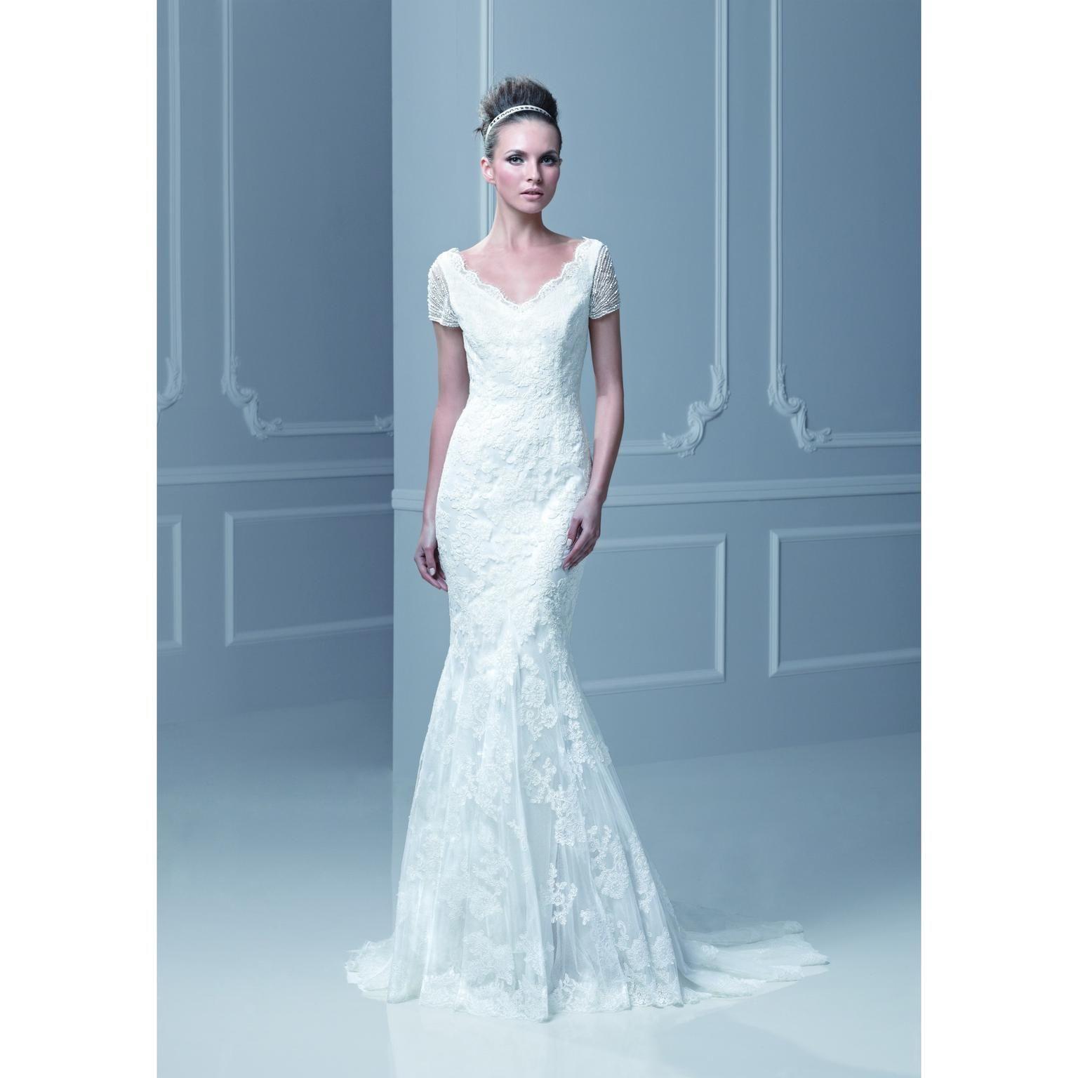 used wedding dresses Enzoani FELDA 1 Size 4 Used Wedding Dresses