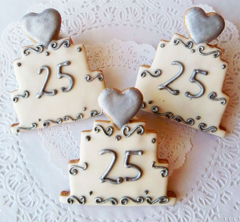 Large Of 25th Anniversary Ideas