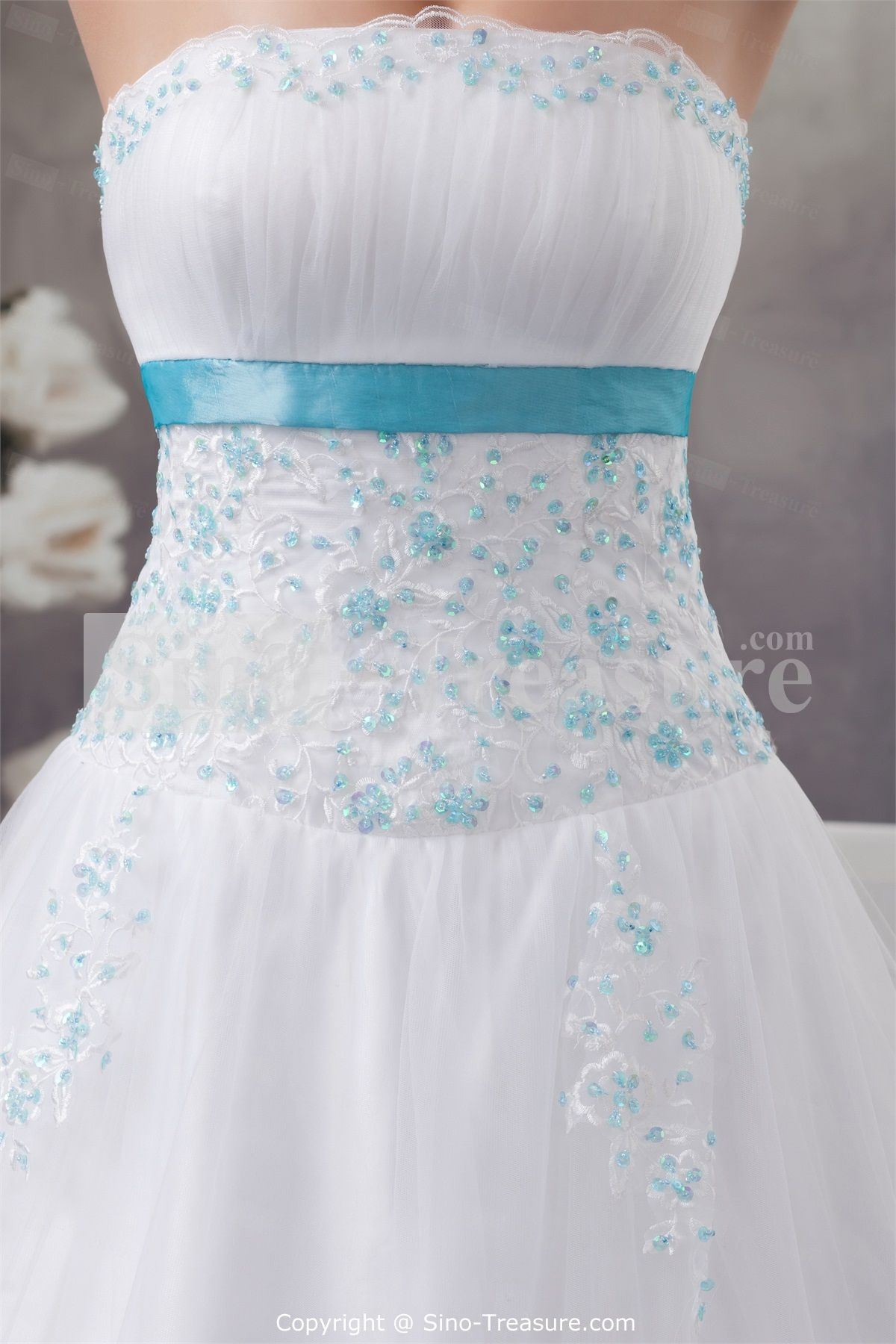 teal dresses for wedding bling wedding gown Wedding Dresses Ball Gown With Bling Strapless