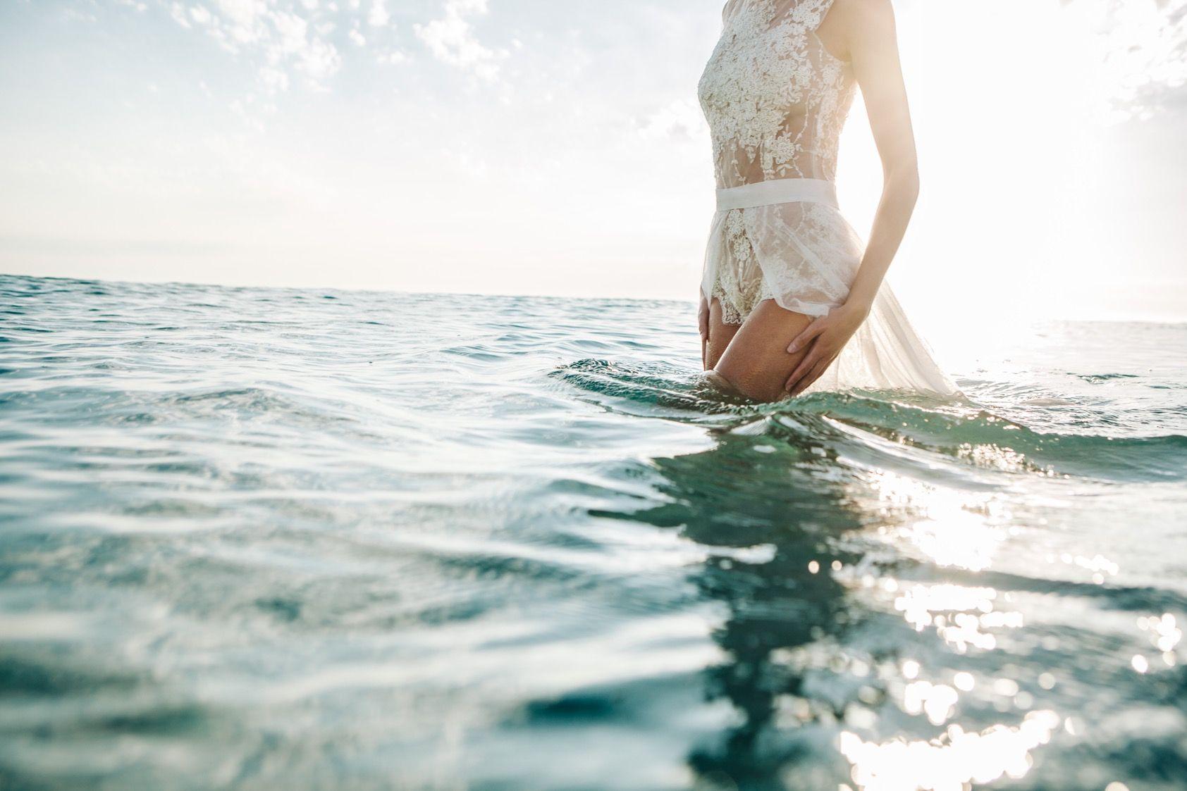 kohls wedding dresses Bridal Dress water summer sunshine ocean