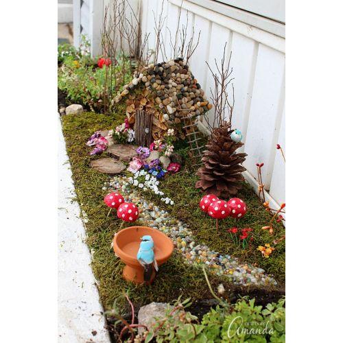 Medium Crop Of Diy Fairy Garden For Kids
