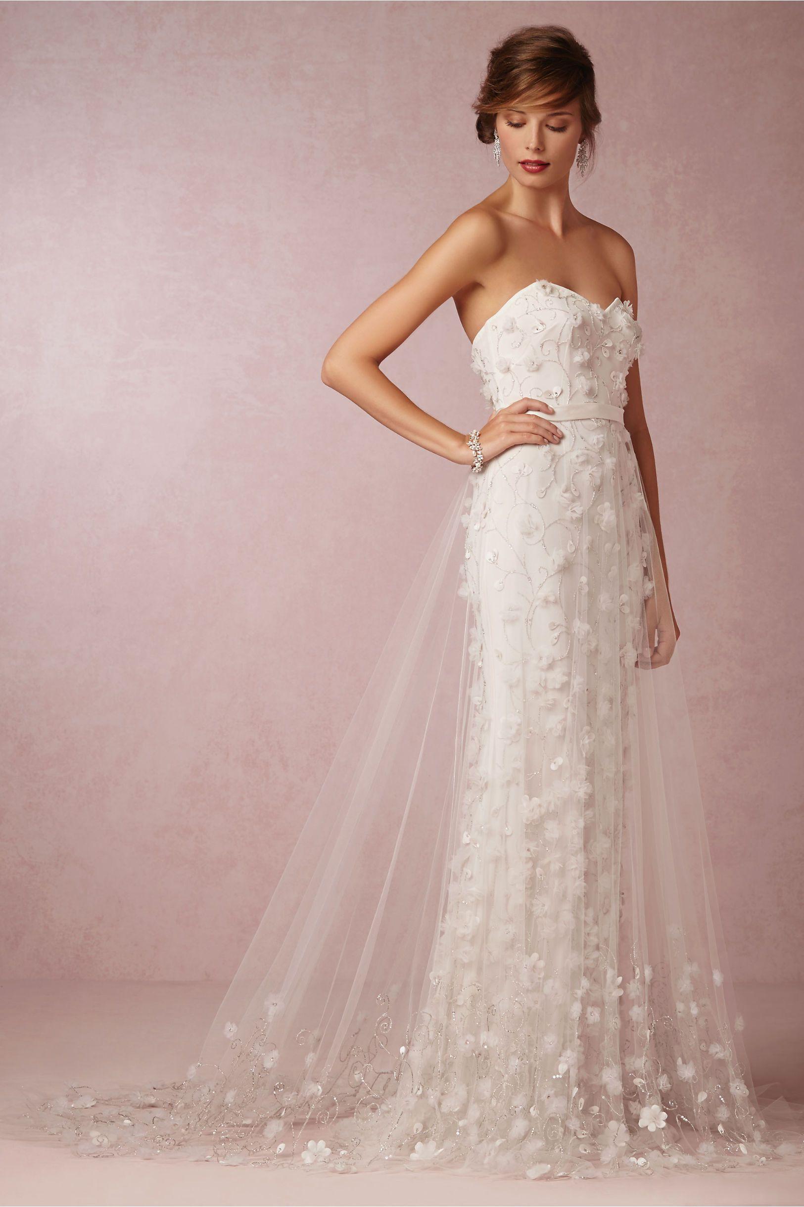 wedding dress skirt Ava Gown and Ava Tulle Skirt