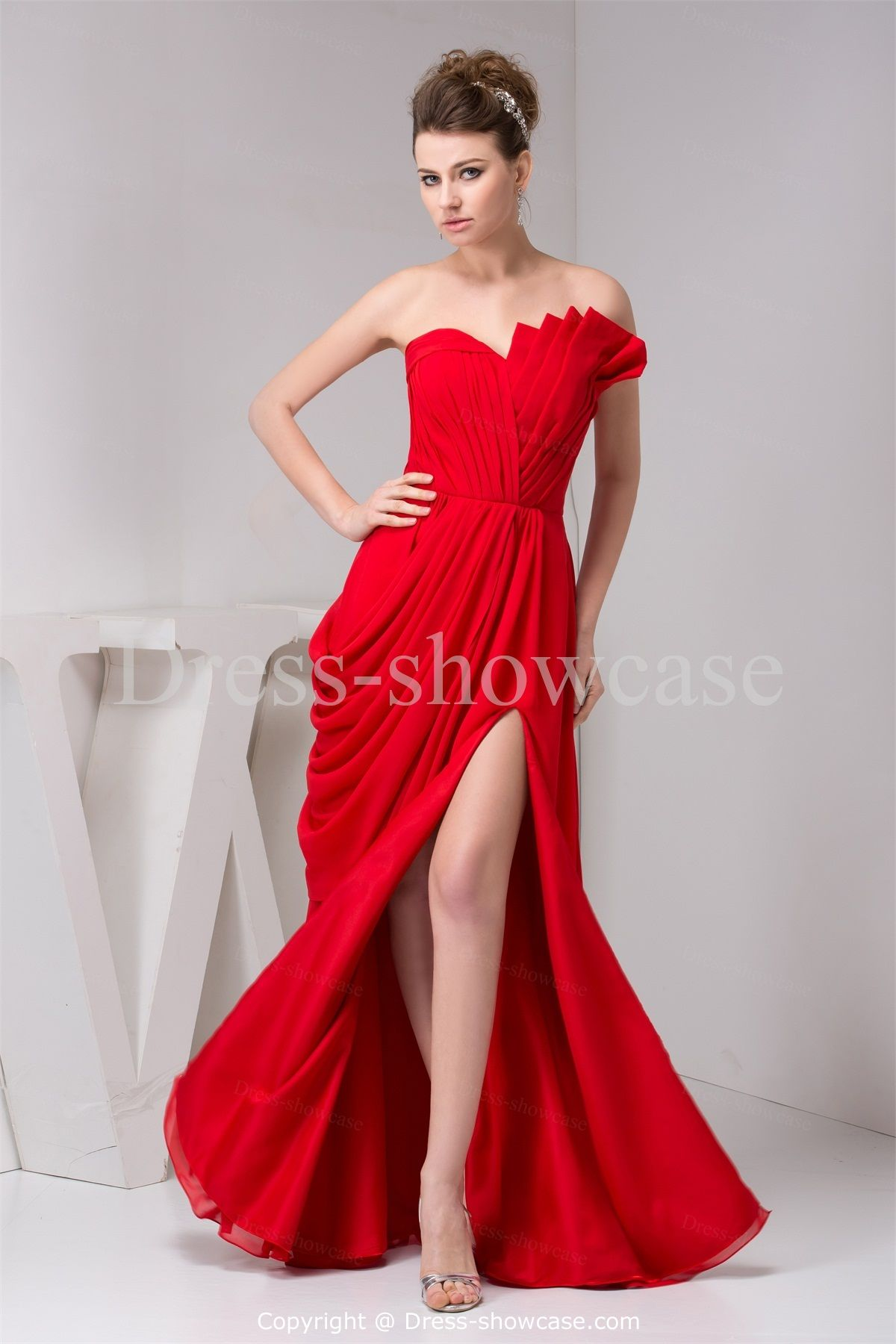 red wedding dresses Red long dresses for sale
