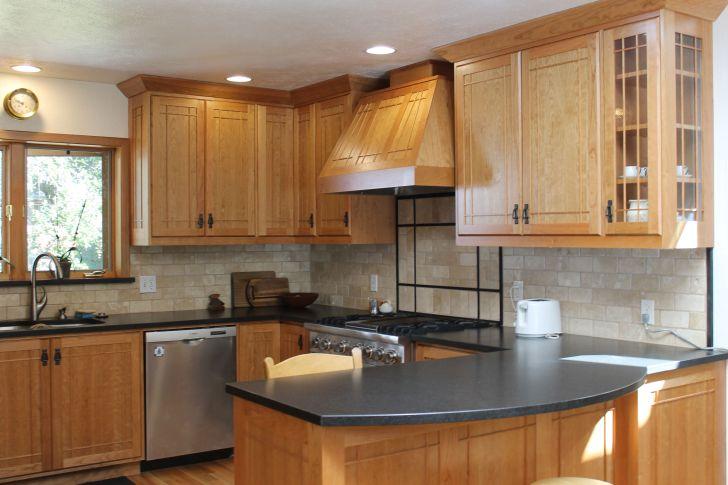 kitchen cabinets design Wood kitchen cabinets