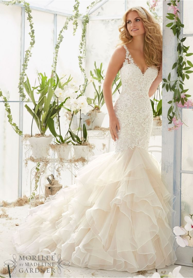 wedding dresses mermaid style Wedding Dresses Bridal Gowns Wedding Gowns by Designer Morilee Dress Style
