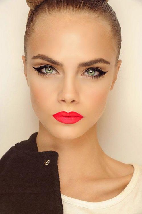 Kitten Eyes Makeup Cosmeticstutor