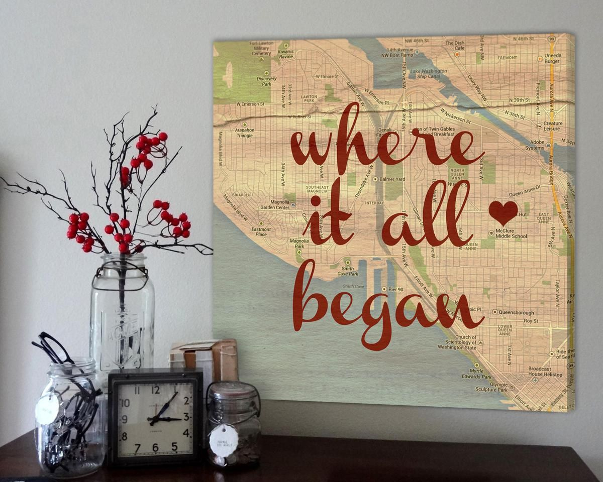 6th wedding anniversary gift Memorable wedding anniversary gift for a husband or a wife Easy to do it yourself