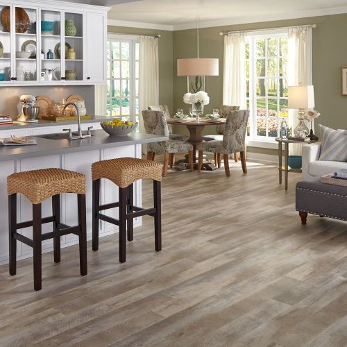 vinyl flooring kitchen ELEMENTS I BRONZE VINYL FLOORING Google Search