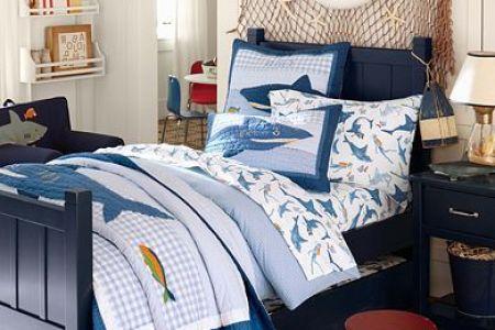 shark bedroom on pinterest | shark room, shark bathroom