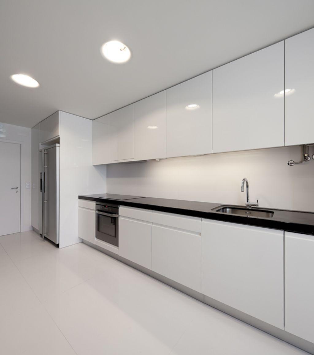 white kitchen ideas 30 Contemporary White Kitchens Ideas