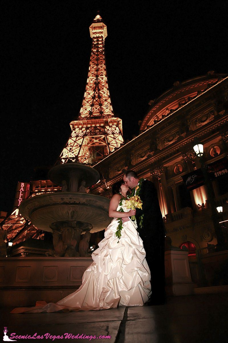 vegas wedding chapels Wedding Chapel in Paris Las Vegas