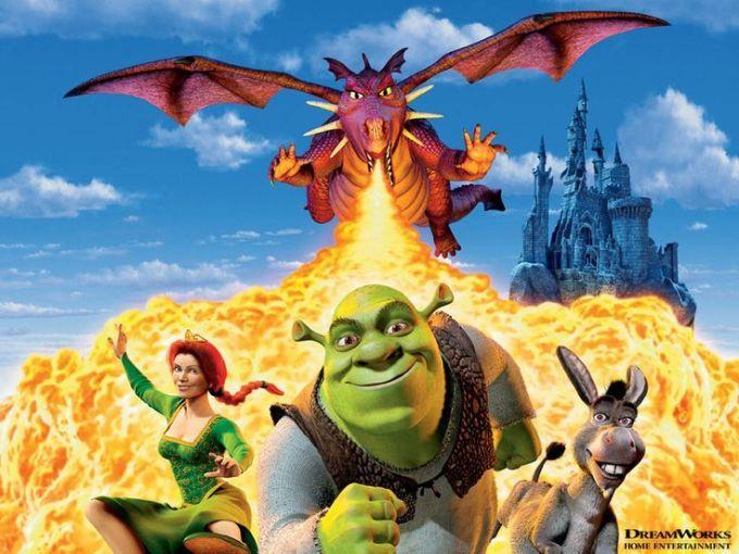 Shrek 1 Wallpaper Shrek 1 Wallpaper