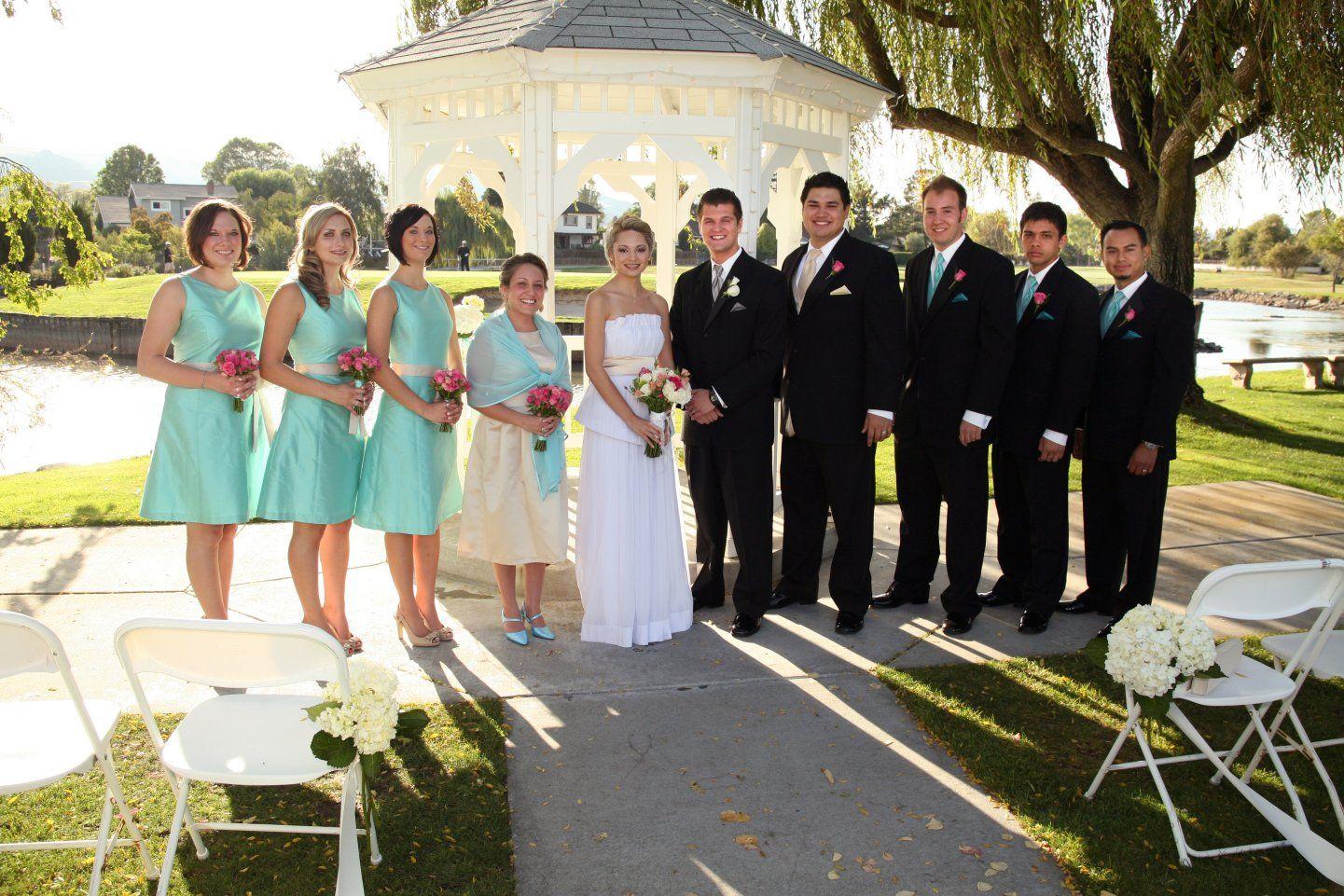 tiffany blue wedding Tiffany Blue Wedding cocos dream