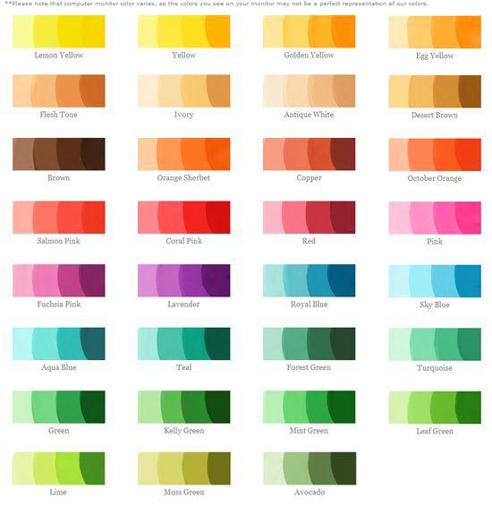 Mccormick Food Coloring Chart Pink Foodstutorial
