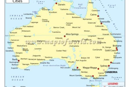 australia with cities map 52ed035be2cdd4172190e330534fbe02