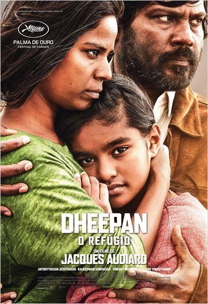 Poster do filme Dheepan: O Refúgio
