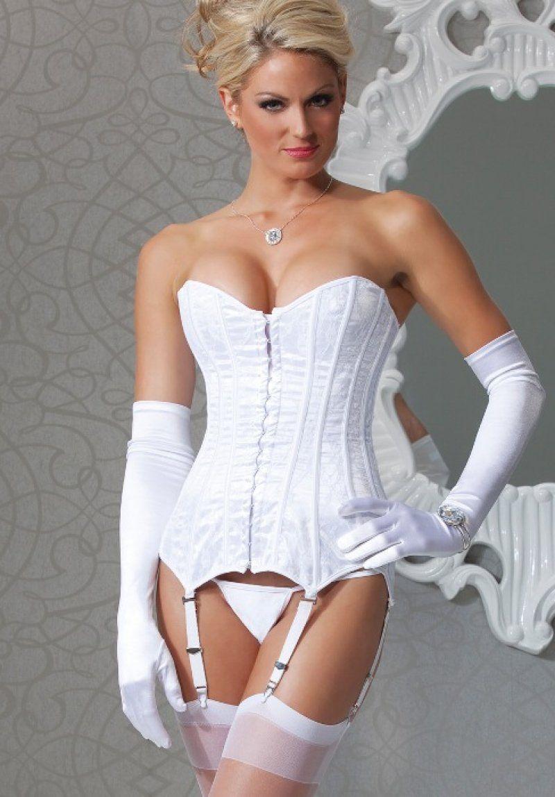 wedding dress undergarments Bridal Lingerie Trends