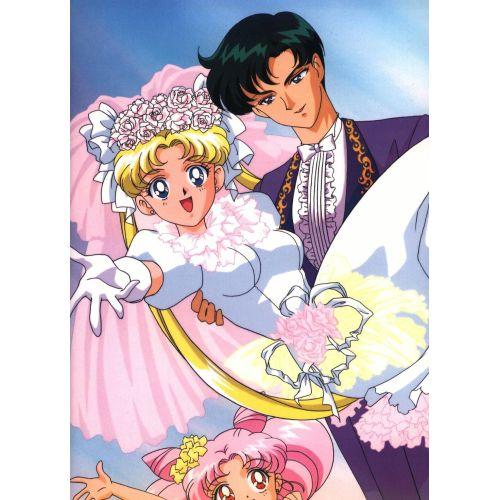 Medium Crop Of Sailor Moon Wedding