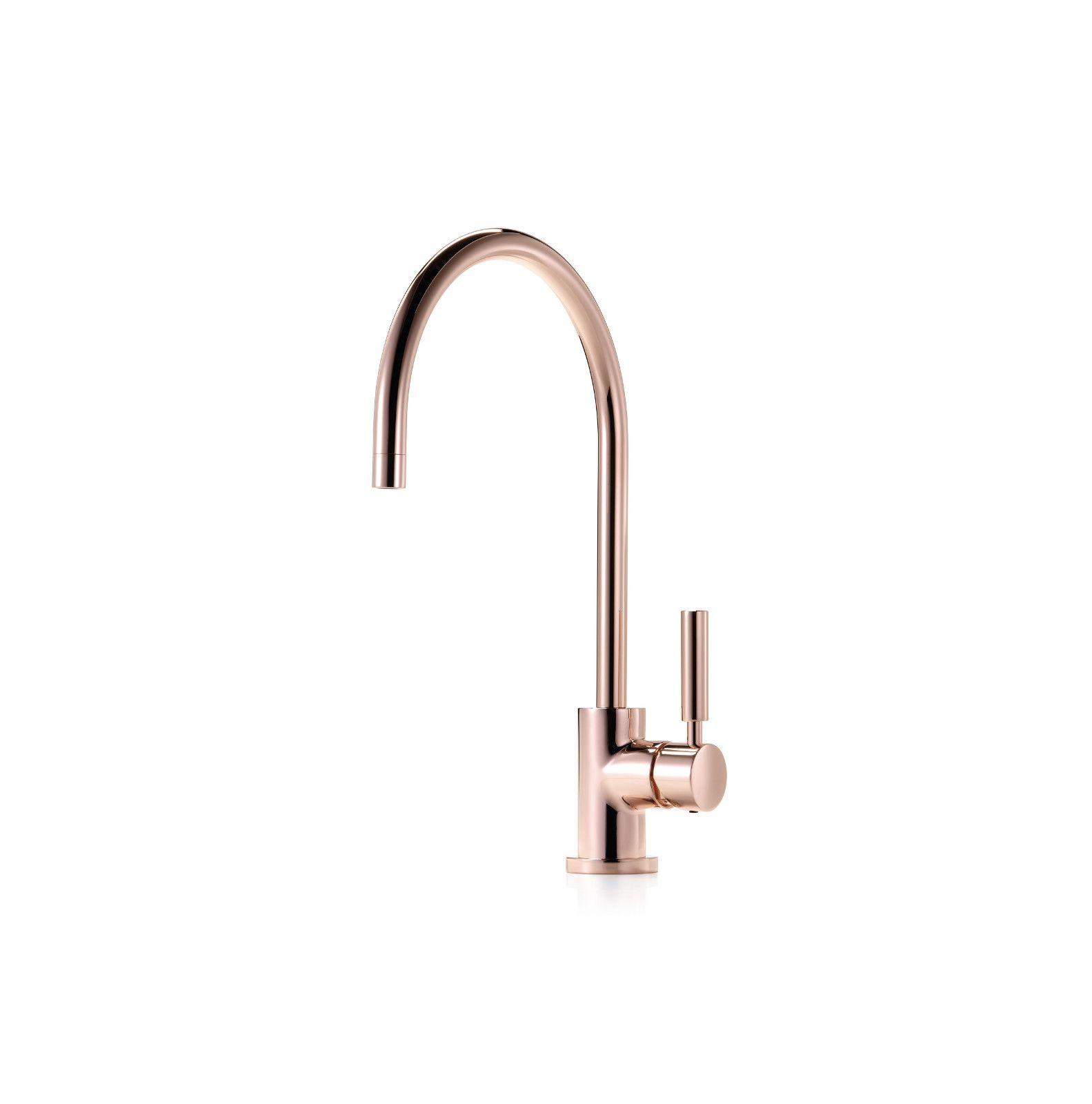copper kitchen faucets copper finish kitchen tap