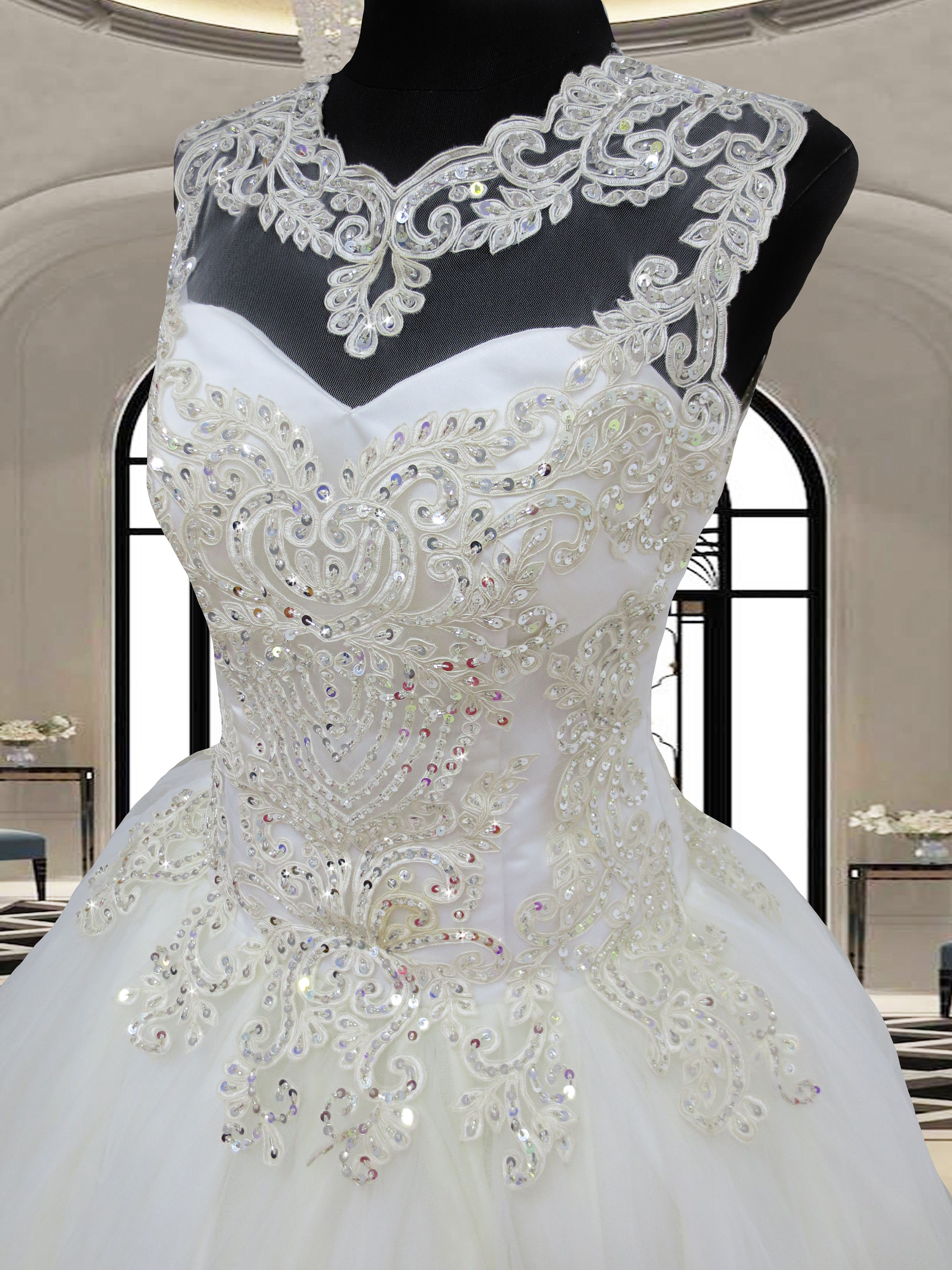 rental wedding dresses white wedding gown white bridal lace wedding gown beadwork tulle wedding gown with back pearl buttons
