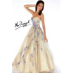 Small Crop Of Peacock Wedding Dress