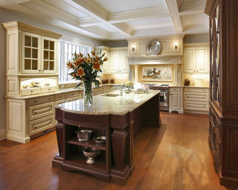 Large Of Victorian Kitchen Cabinetry