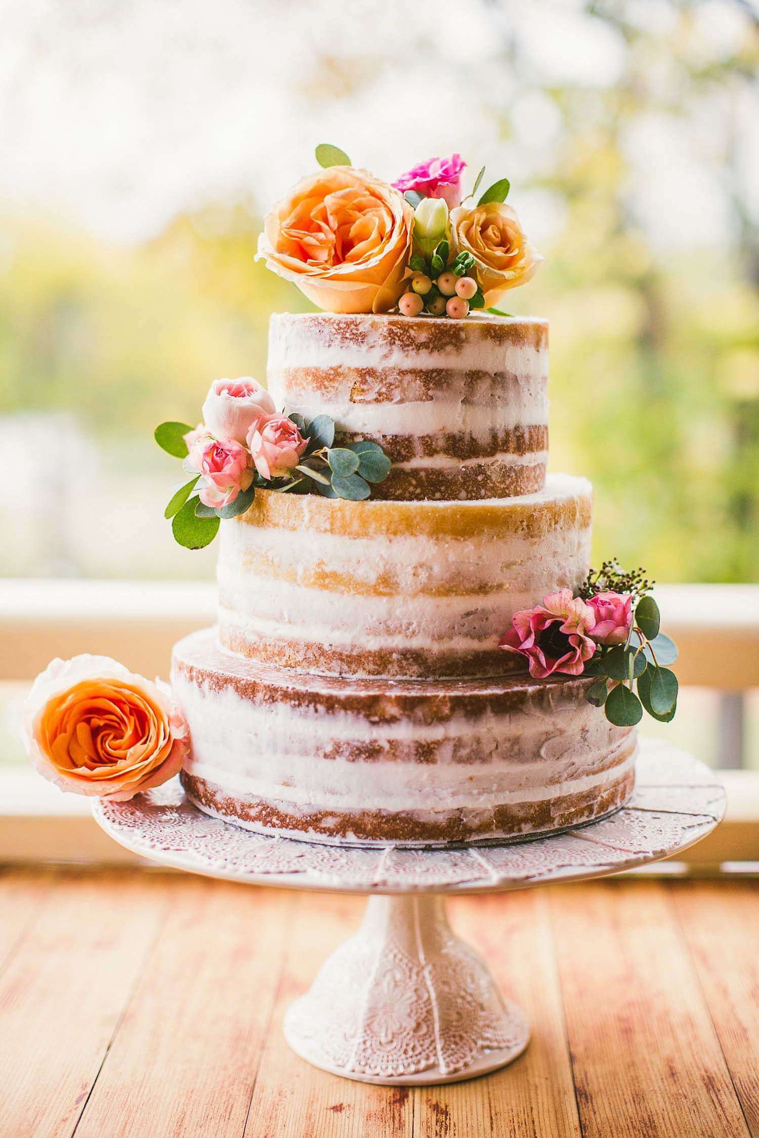 rustic wedding cake toppers Romantic Bohemian Inspiration Shoot at Mount Brown Bohemian Wedding CakesRomantic