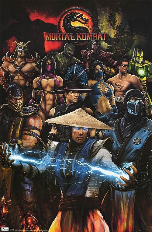 Poster do filme Combate Mortal