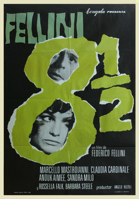Poster do filme 8½