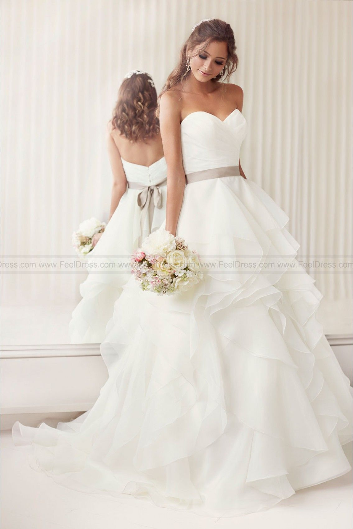 wedding dresses cheap online Essense of Australia Wedding Dress Style D 99 wedding dress cheap wedding dresses online