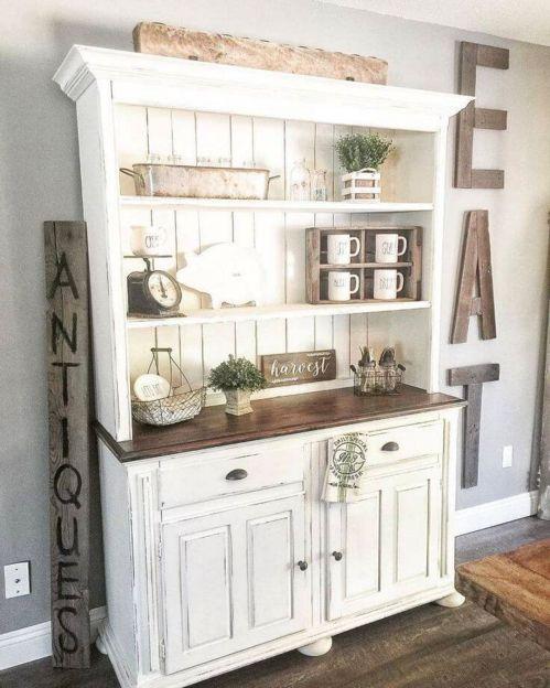 Medium Of Rustic Farmhouse Style Home Decor