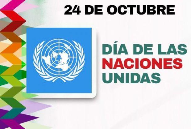 Resultado de imagen para dia de las naciones unidas
