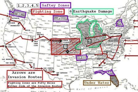 united states fault lines maps   survival primer dot com