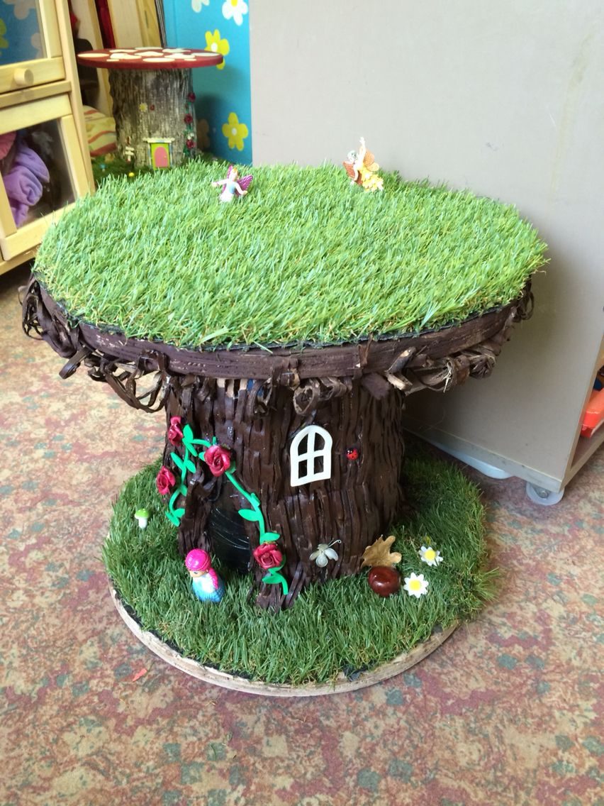 Dazzling Fairy Cable By Outdoor Classroomclassroom Ideaskid Fairy Cable By New House Pinterest Cable Fairy Garden Ideas garden Cute Fairy Garden Ideas
