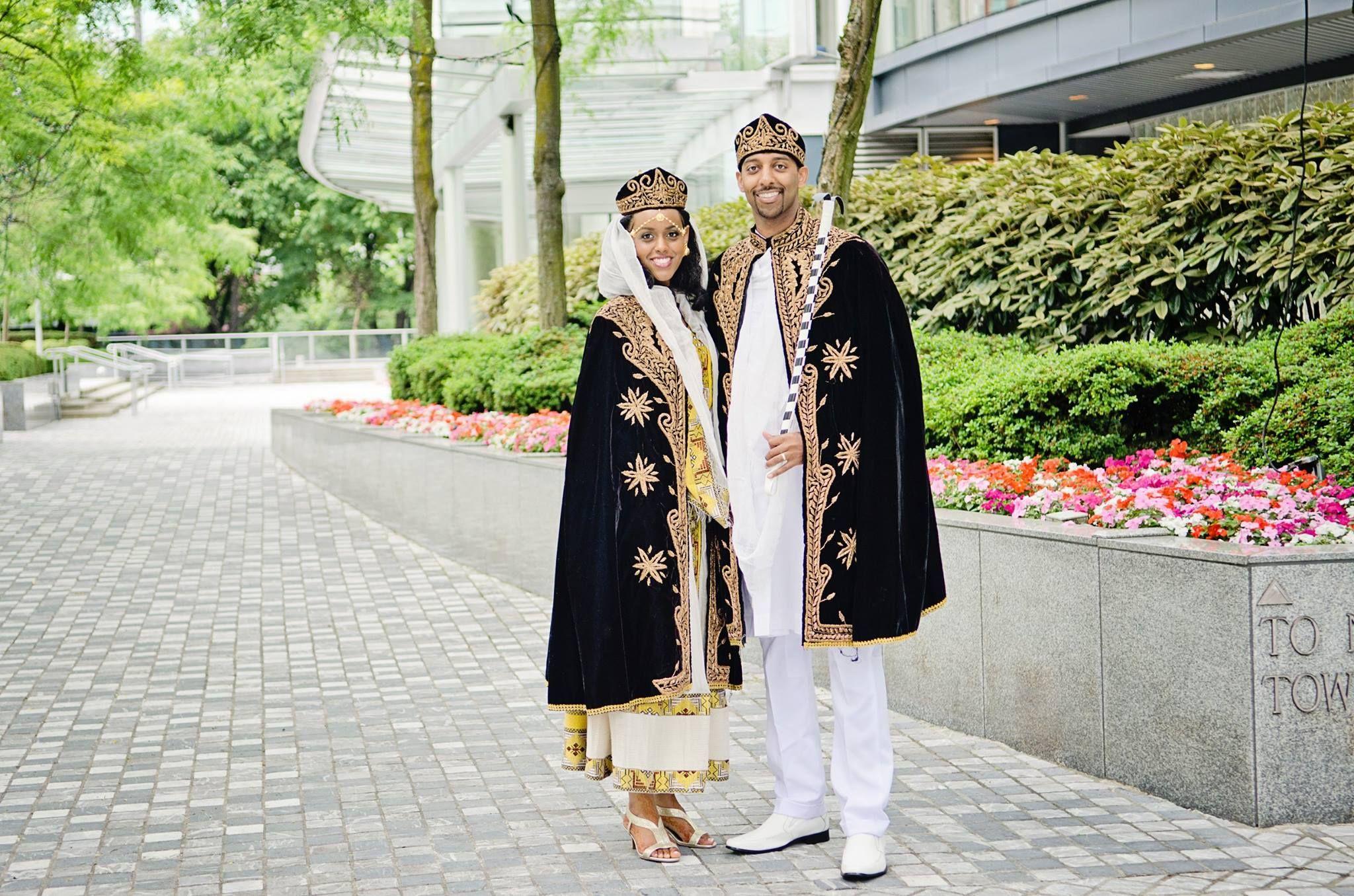 ethiopian wedding dress Wedding