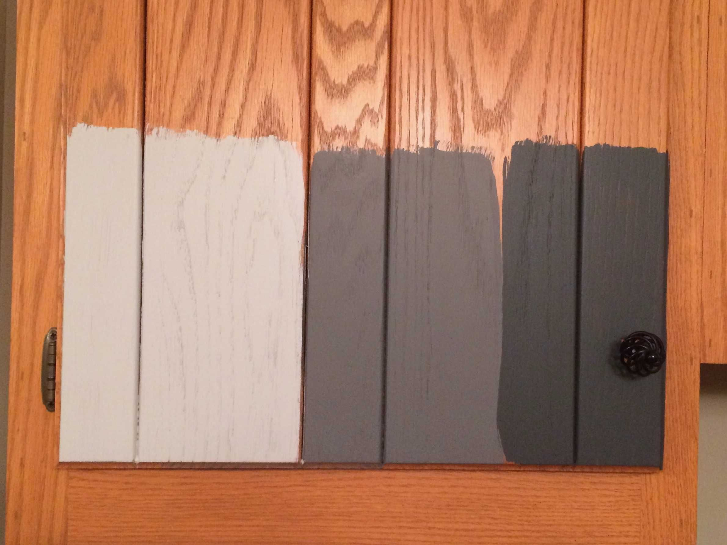 remodel kitchen cabinets How to Paint Kitchen Cabinets without sanding or priming