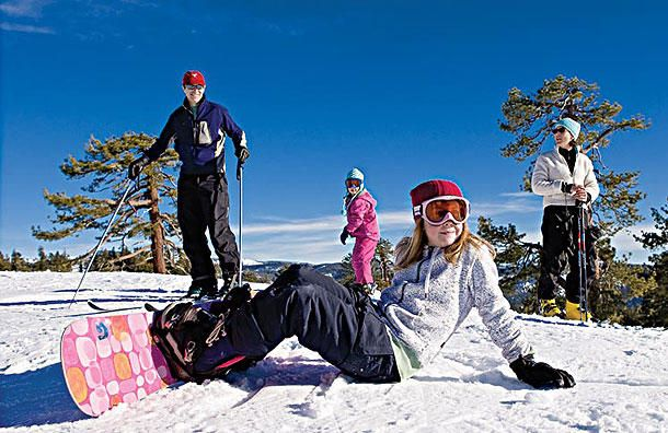 Best Winter Family Vacation Spots In The Us Find Your World