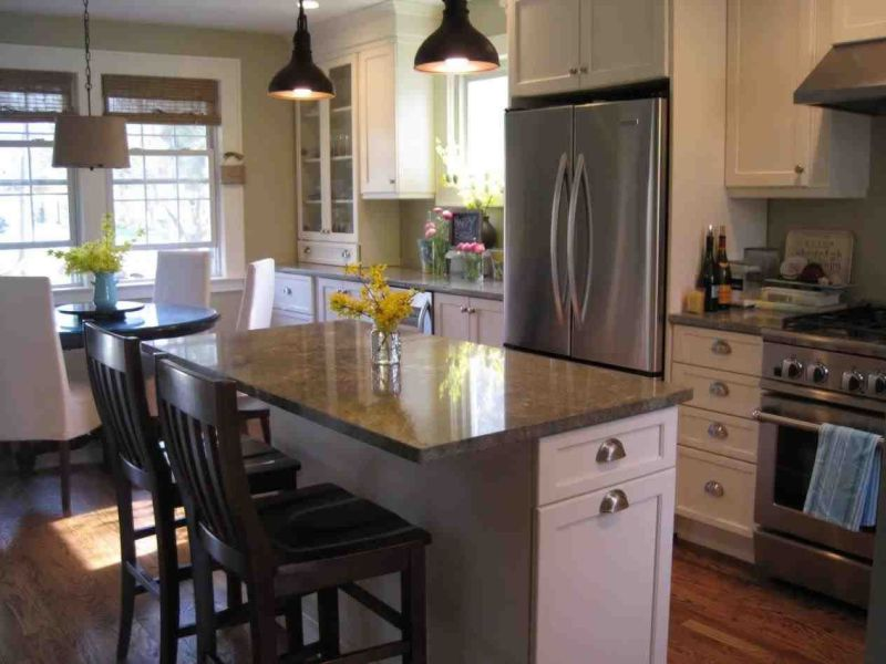 Large Of Kitchen Island Post Ideas