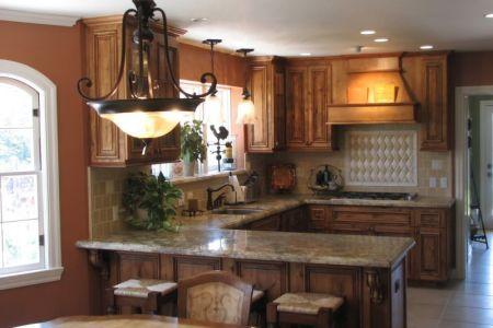 u shaped kitchen & other design ideas on pinterest | u