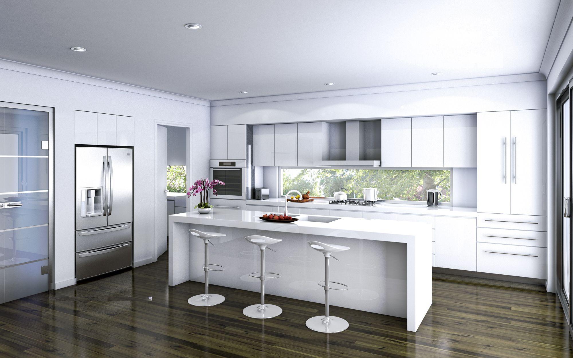 modern white kitchen dark floor white kitchen dark floors Download Comfy Modern white kitchen dark floor