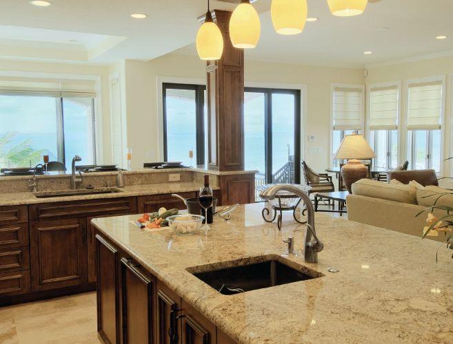 kitchen floor plans Flooring Ideas For Living Room And Kitchen Open Floor Plan Kitchen